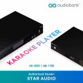 STAR AUDIO-AUDIOBANK AB-3000 + HDD 2 TERA (FREE DOWNLOAD CLOUD & FULL HD 1080 SONG)
