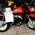 New Reflika Honda Mongkay Gazgas 110cc
