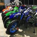 Motor Mini Trail 49cc