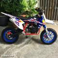 Motor Mini Trail Dirt Bike SX50