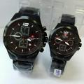 jam Swiss Army SA 2292 Full Black Original