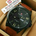 jam Naviforce Original Dark Brown