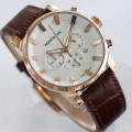 jam MontBlanc Classic Rosegold (Brown leather)