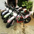 Motor Mini Trail MXF 49cc