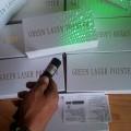 grosir green laser pointer 303 sinar hijau radius 3kg murah