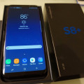 jual handphone samsung galaxy S8+ 64 gb blackmarket murah