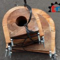 JUAL WODEN BLOCK (WOODEN BLOCK SUPPORTING PIPE )