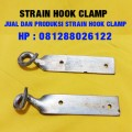 Strain Hook Clamp, Komponen Alat Jaringan Listrik PLN
