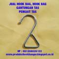 Hook Bag, Jual dan Produksi Hook Gantungan Tas, Hook Goody Bag