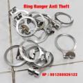 Jual Hook Hangers Ring Anti Theft,Wooden Hangers Hook Ring Anti Theft
