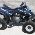 MOTOR ATV Yamaha Raptor 250cc