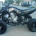 MOTOR ATV Yamaha Raptor 700cc