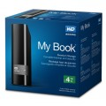 WD My book 4TB personal storage 3.5'' USB 3.0  Bonus isi 300 Film Full HD