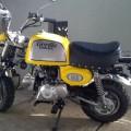 New Honda Gorilla 50cc