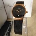 Alexandre Christie AC8331 black gold