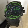 Alexandre Christie Ac 6324 black hijau