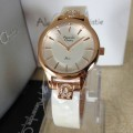Alexandre Christie AC2537 gold whate