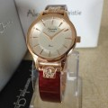 Alexandre Christie AC2537 gold red