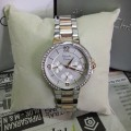 Alexandre Christie AC2560 Silver Combi Rosegold