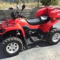 MOTOR ATV Kazuma Falcon 500cc