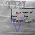 Oil absorbent pad,kain lembaran pembersih minyak sorbent ecer