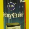 Ups f5050 battery cleaner,pembersih baterai