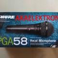 Jual Mic Shure PGA58 Original Microphone harga murah