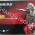 Mic Wireless Shure PG78 harga murah