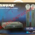 Mic Wireless Shure UHF555 harga murah
