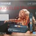 Mic Wireless Shure UT24X harga murah