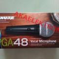 Mic Shure PGA48 Original Microphone Harga murah
