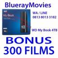 Jual WD My Book 2TB,3TB,4TB Hardisk Eksternal Harga Terbaru Termurah