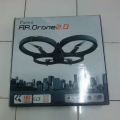 Parrot ArDrone 2.0 quad copter