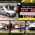 Bengkel onderstel BMW di Surabaya . Jaya Anda
