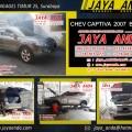 Bengkel onderstel CHEVROLET di Surabaya . Jaya Anda