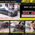 Perbaikan Onderstel mobil BMW.Tierod, Long Tierod, Ball Joint, Kokel.Shockbreaker dan Per Mobil di JAYA ANDA Sby