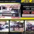 Perbaikan Onderstel Mobil HONDA.Tierod, Long Tierod, Ball Joint, Kokel.Shockbreaker dan Per Mobil di JAYA ANDA Sby