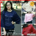 AND111 Baju Blouse Atasan Wanita Terbaru BMGShop