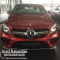 Jual Baru Mercedes Benz GLE Class | GLE 400 AMG Coupe NIK 2016 Ready Stock