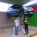 Hidrolik Cucian Mobil Storm X Tinggi Angkat 170cm