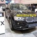 All New BMW X3 xDrive 20 Diesel xLine Ready Stock Promo Dealer Resmi BMW Indonesia