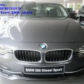 BMW All New 320 Diesel Sport Promo Bunga 0% Dealer Resmi BMW Jakarta