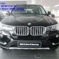 BMW Serie X F25 All New X3 20 Diesel xLine 2016 Dealer BMW Jakarta Bunga 0%