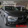 Promo Bunga 0% All New BMW F30 320 Diesel Sport 2016 | Total DP 99jt | Dealer BMW Jakarta