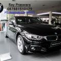 Promo BMW F36 428i Gran Coupe 2015 TDP 88jt | Dealer Resmi BMW Jakarta