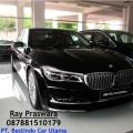 All New BMW G12 740Li Lci Pure Excellence 2016 Stok Terbatas | Dealer Resmi BMW Jakarta