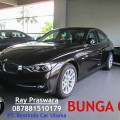 All New BMW F30 320 Diesel Lci Sport 2016 Promo Bunga 0% | Dealer BMW Jakarta
