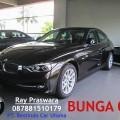 Info All New BMW F30 320 Diesel Sport 2016 Promo Bunga 0% | Dealer Resmi BMW Jakarta