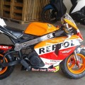 New Mini Gp Movistar/ Repsol 50cc