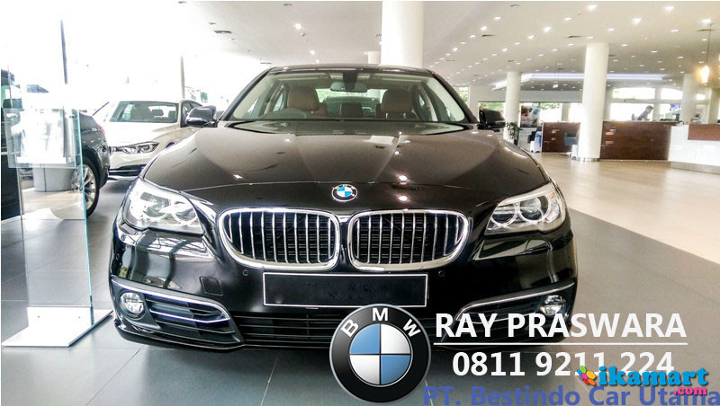 info promo new bmw f10 528i luxury 2016 harga new 520i - harga terbaik dealer resmi bmw jakarta, indonesia